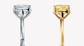 Новое помолвочное кольцо от Tiffany & Co. Кто скажет такому «нет»?