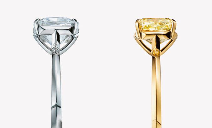 """Новое помолвочное кольцо от Tiffany & Co. Кто скажет такому """"нет""""?"""