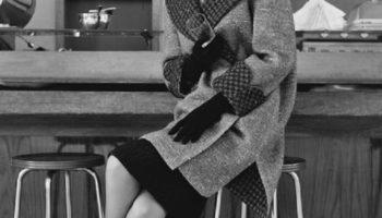 мода в 50-е