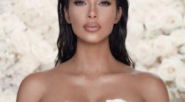 """Ким Кардашьян создала коллекцию свадебной косметики """"Mrs. West"""""""