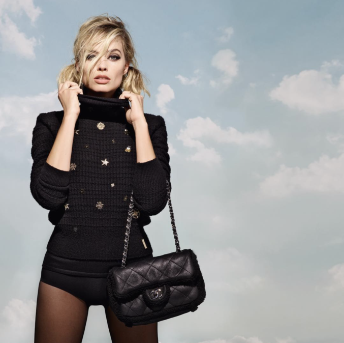 Марго Робби назначили парфюмерным амбассадором Chanel