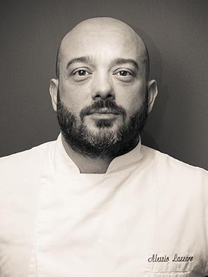 шеф-повар Алессио Лаззаро