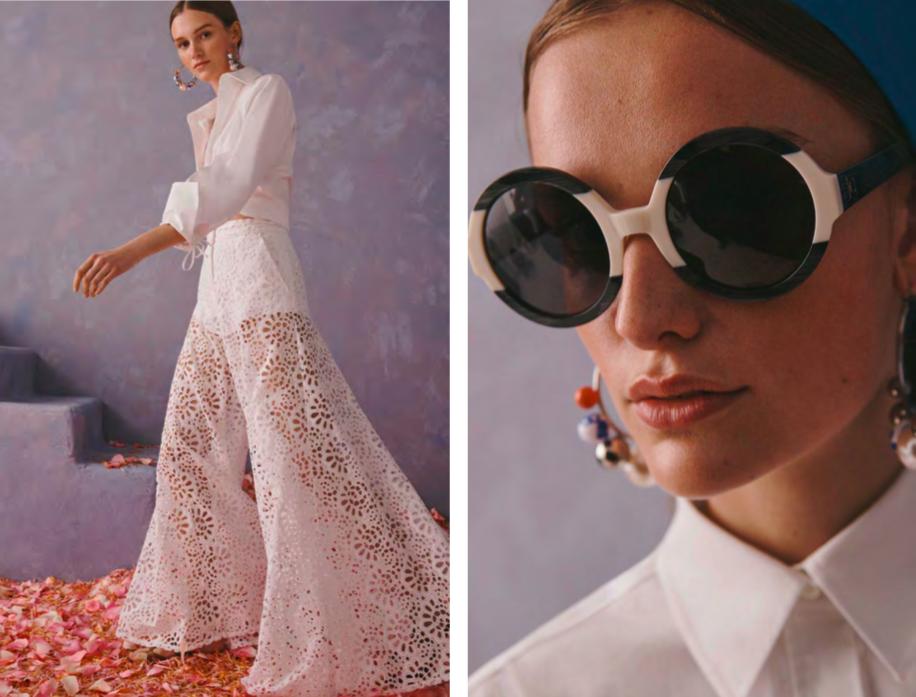 солнечные очки Carolina Herrera