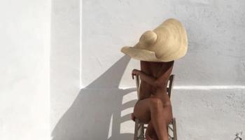 соломенная шляпа Жакмюс