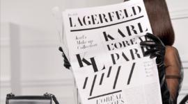 Неожиданный релиз: Karl Lagerfeld выпустит косметику совместно с L'Oréal Paris