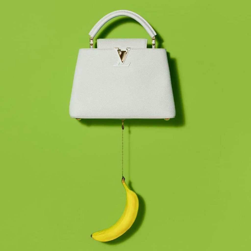 новая коллекция Louis Vuitton