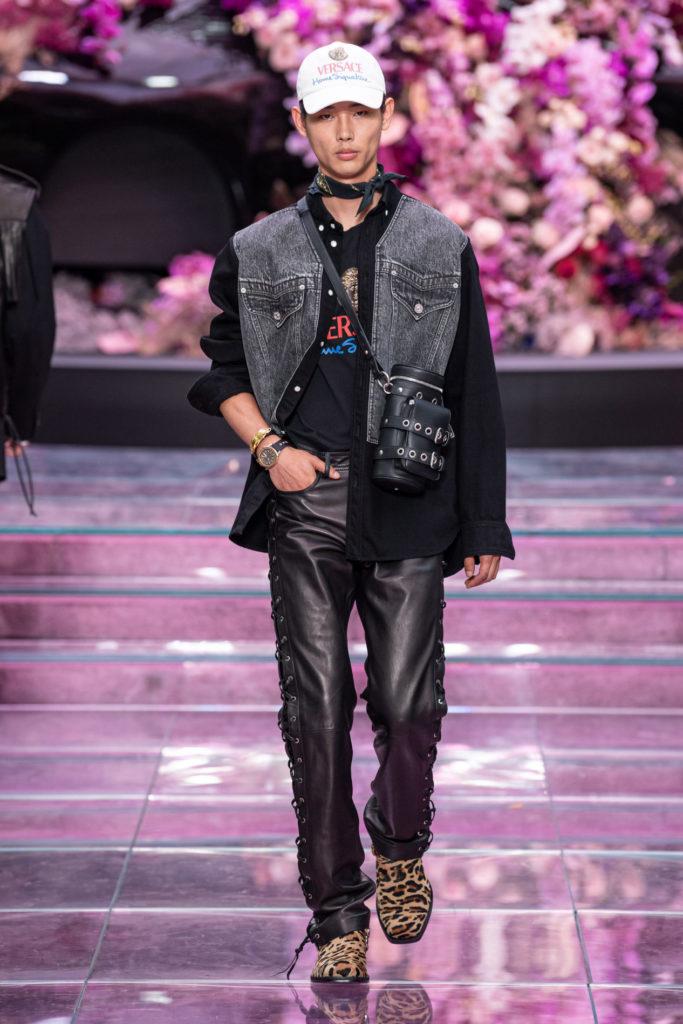 тренды мужская мода