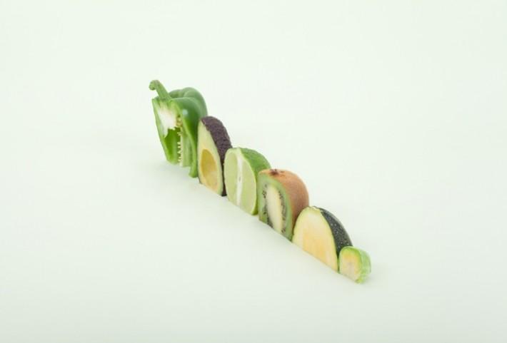 минимализм, еда