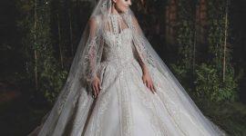 От Elie Saab: как прошла свадьба в семействе самого известного создателя свадебных платьев?