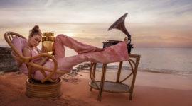 Джиджи Хадид стала лицом нового аромата от Michael Kors