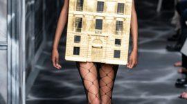 Черным по белому: Dior Haute Couture