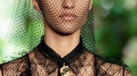 Бьюти-образы с показа Dior Haute Couture