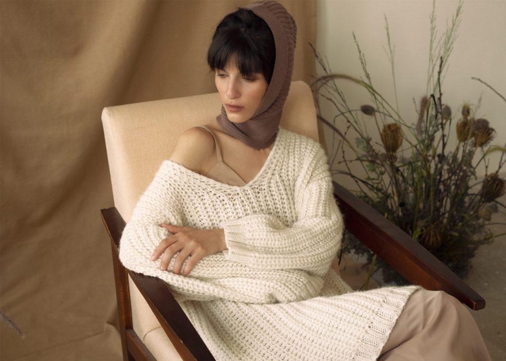 свитер ushatava