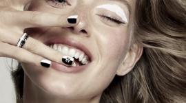 Осенняя черно-белая коллекция Chanel Beauty