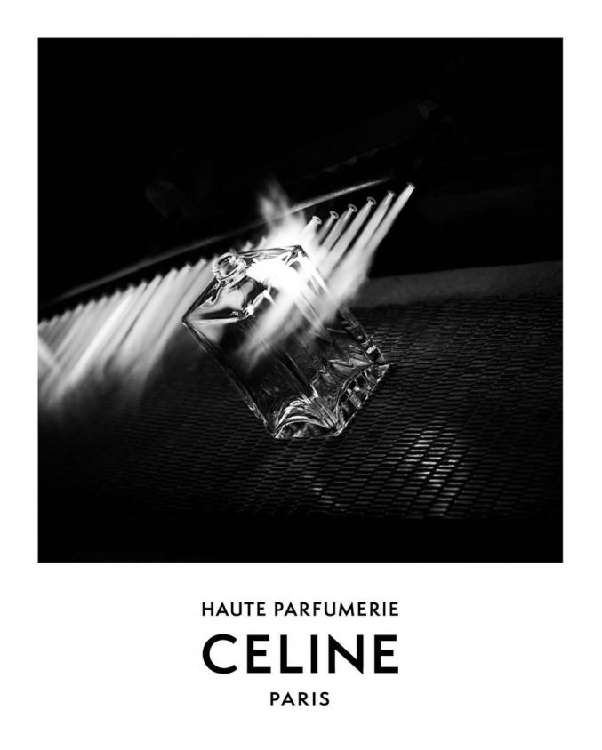 Celine выпускает первый аромат
