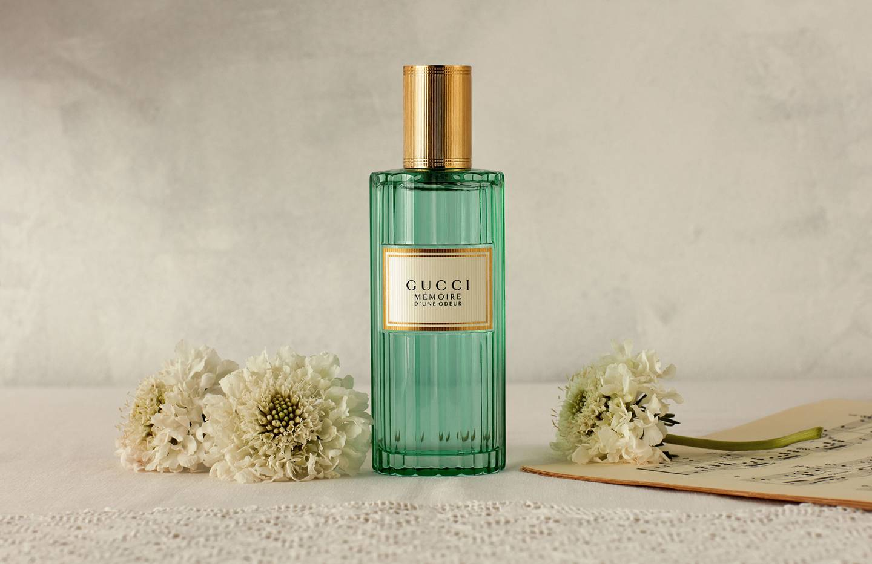 новый аромат gucci