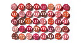 Dior Makeup представил коллекцию помад, обогащенных  классическими компонентами для ухода за кожей