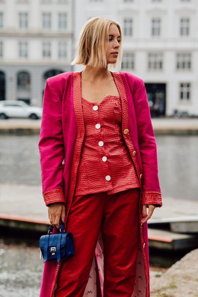 Восемь трендов осени 2019 на Неделе моды в Копенгагене
