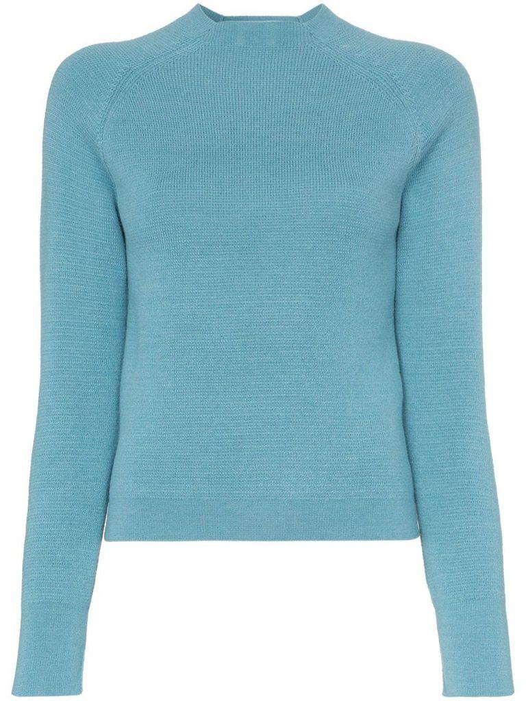 свитер осенний
