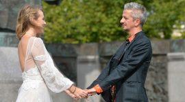 Свадьба Ксении Собчак: какое платье выбрала невеста?