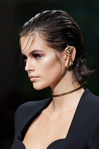 Кайя Гербер, Versace
