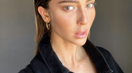 Тедди Квинливан — первая модель-трансгендер Chanel Beauty