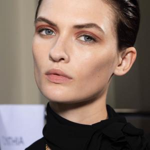 графический макияж, Victoria Beckham
