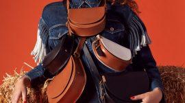 Levi's выпустил первую премиальную коллекцию сумок