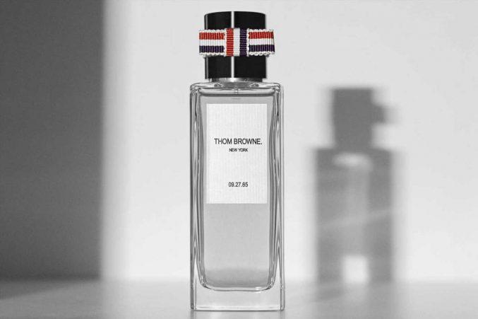 Thom Browne выпустил дебютную парфюмерную линию