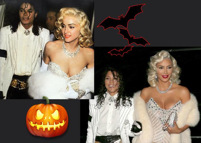 хеллоуин, костюм звезды