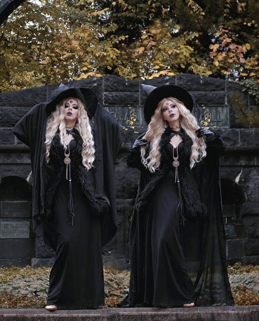 Хэллоуин, Костюм ведьмы