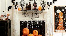До Хэллоуина 1 день: украшаем дом к празднику
