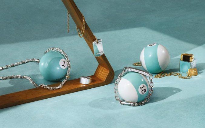 Tiffany & Co. представил первую мужскую коллекцию
