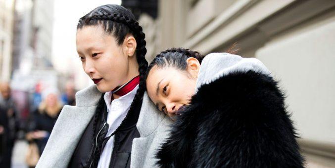 Французские косички: как сделать на разных типах волос