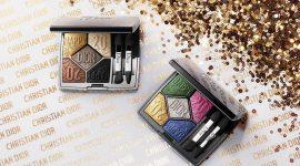 """Рождественская коллекция Dior Makeup """"Happy 2020"""""""