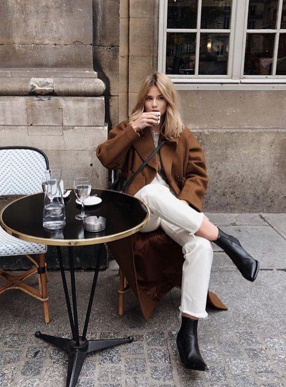 paris view, drinking water