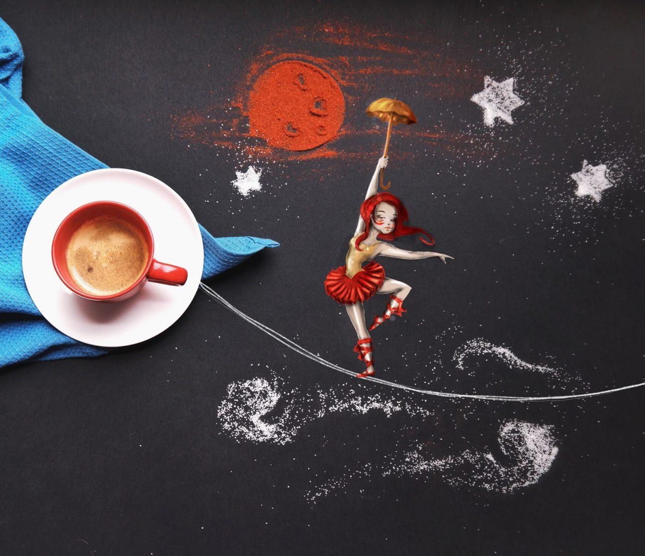 кофе по утрам, утренний кофе