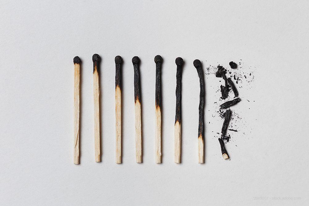 эмоциональное выгорание, burnout