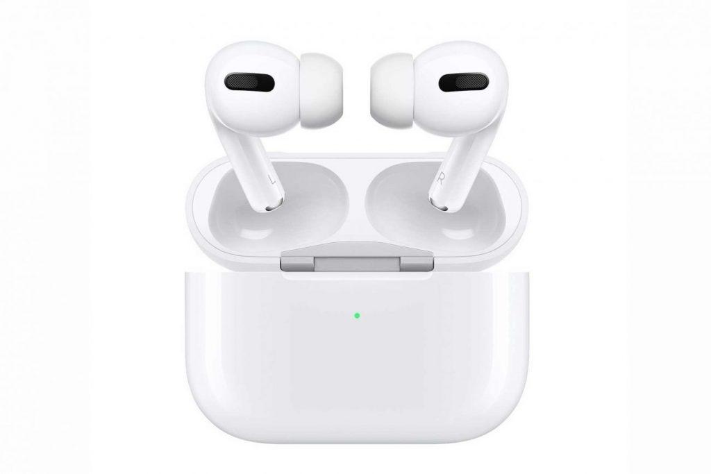беспроводные наушники, Apple