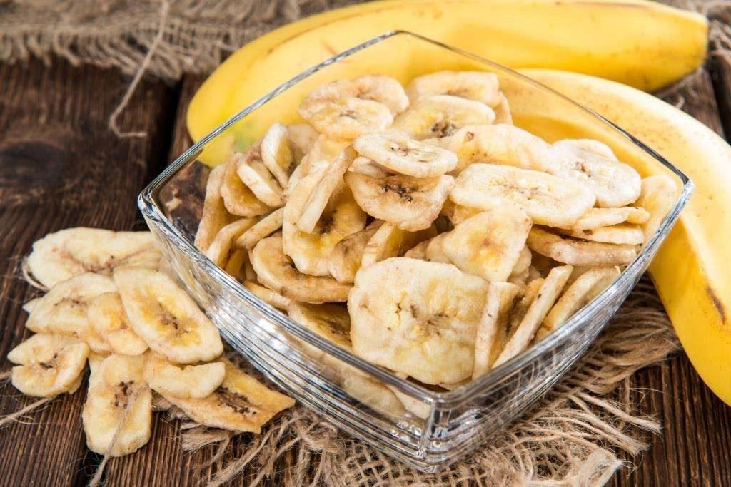 рецепты с бананами