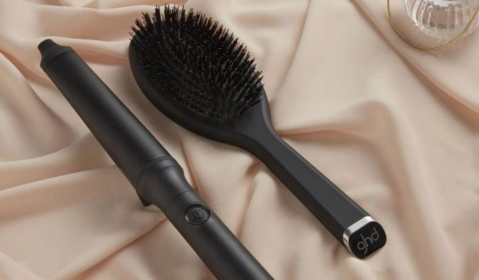 "Спасибо, ""Черная пятница"": в продажу вернулась термощетка ghd Glide Hot Brush"