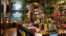 Lush открыл два новых бутика во Флоренции и Париже