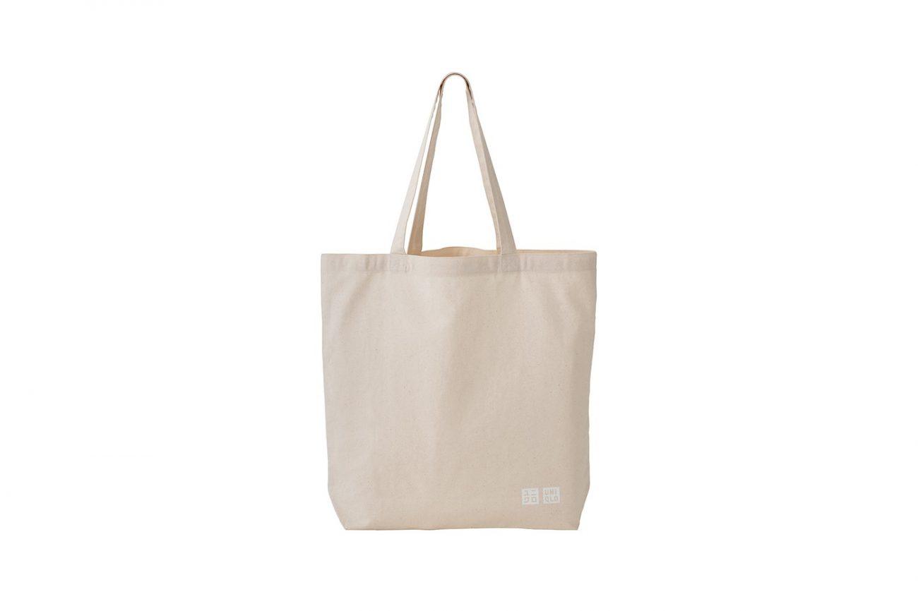 UNIQLO, многоразовые сумки