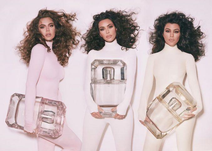 Diamonds Collection – новые ароматы от трех сестер Кардашьян