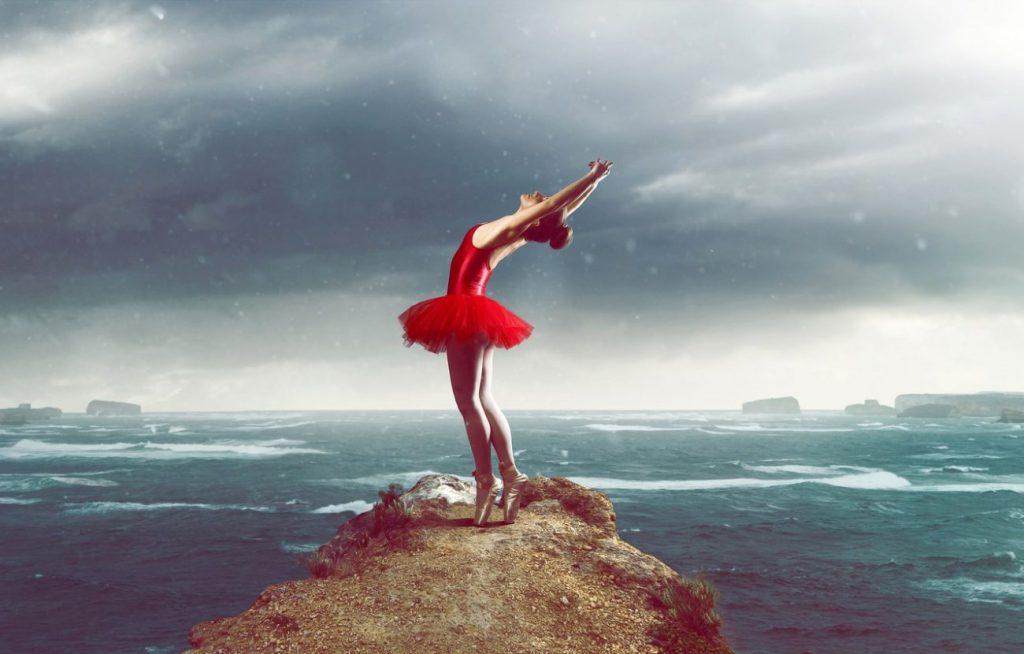 танец, тренировка без спортзала