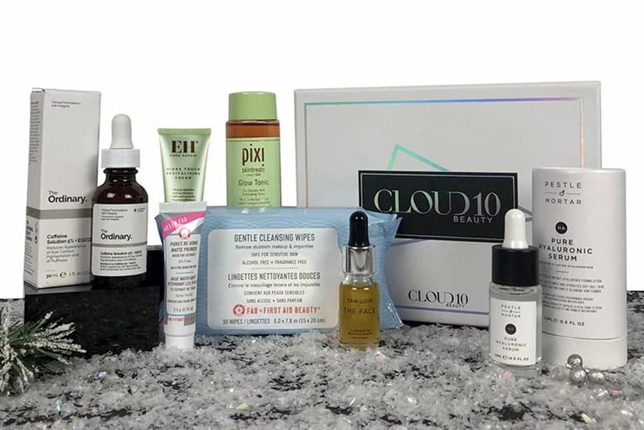 Cloud 10 Beauty The #SKINHAUL Gift Set