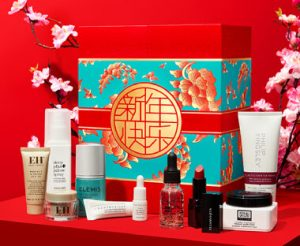 Lookfantastic 2020 Chinese New Year Spring Flower Box, наполнение