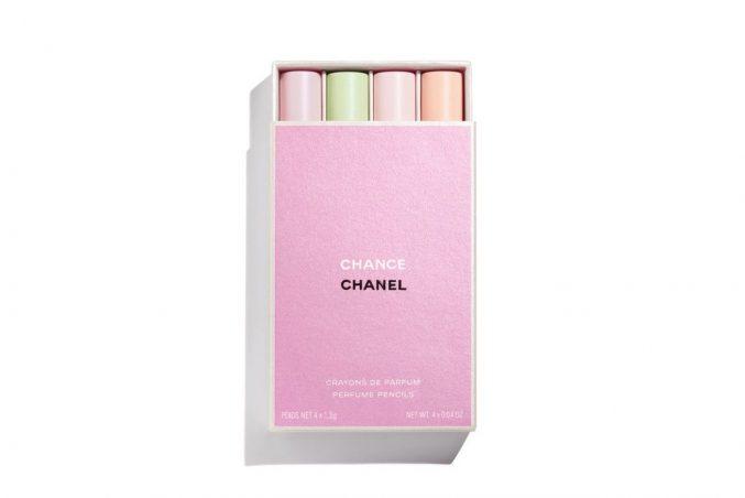 Chanel представила ароматные композиции в новой форме