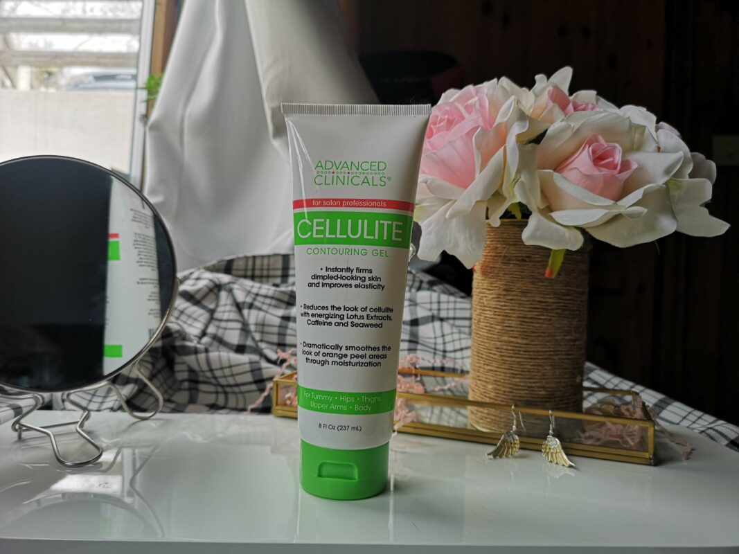 Advanced Clinicals Cellulite Contouring Gel