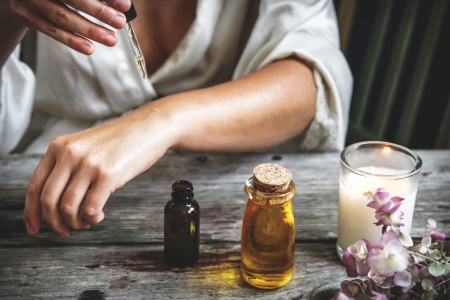 Крем для рук с ланолином
